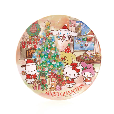 Sanrio Christmas Holiday Plate
