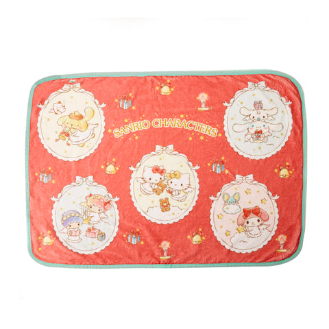 Sanrio Christmas Holiday Blanket