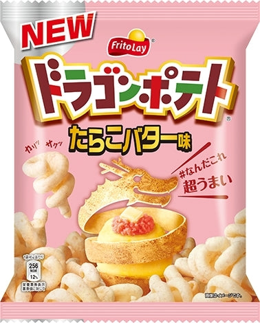 Dragon Chips Tarako Butter