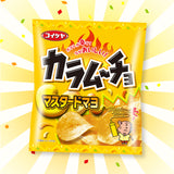 Koikeya Spicy Mustard Chips