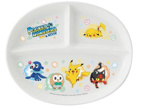 Pokemon Sun & Moon lunch plate