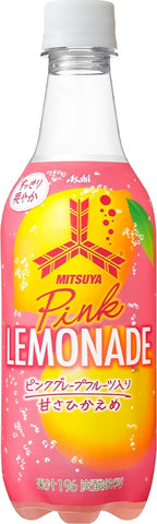 Mitsuya Pink Lemonade 450ml