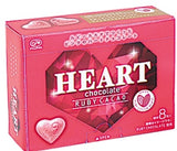 Heart Chocolate Ruby Cocoa