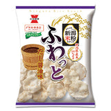 Super Light Rice Crackers - Dashi Flavor
