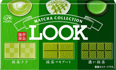 Look Matcha Collection