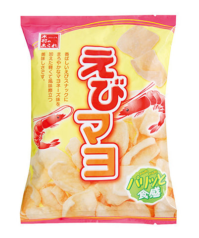 Ebi Mayo Shrimp Crackers