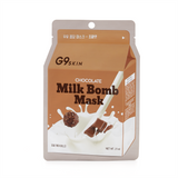 G9Skin Milk Bomb Face Mask