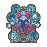 My Hero Academia Villains Travel Sticker