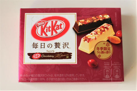 KitKat Winter Edition Everyday Luxury