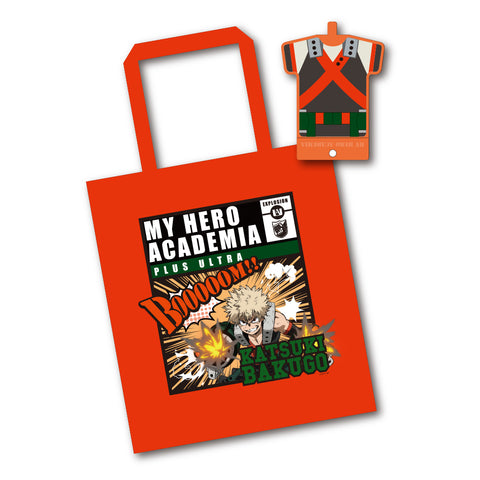 My Hero Academia Hero Suit Ecobag - Bakugo