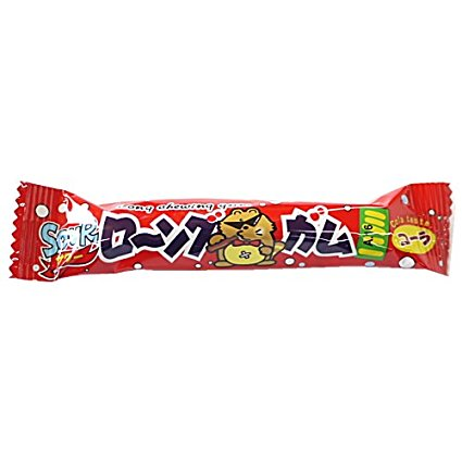 Cola Flavored Sour Long Gum