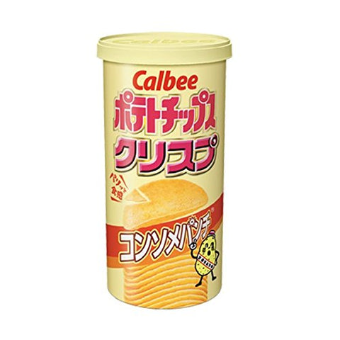 Calbee Crisp Consomme Potato Chips