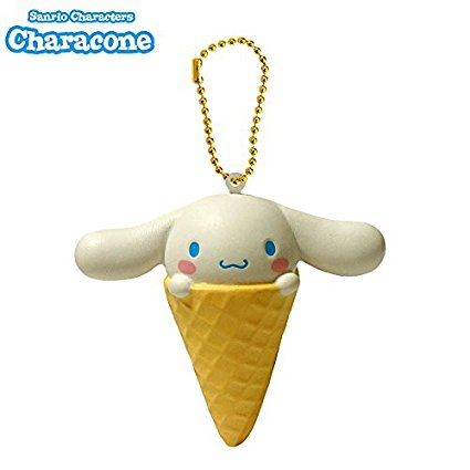 Cinnamoroll Ice Cream Cone Squishy