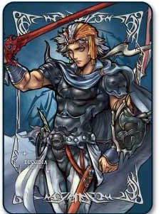 Final Fantasy II Blanket - Firion