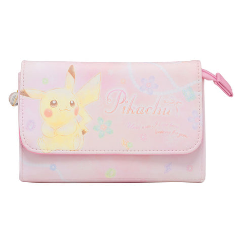 Pikachu pouch with mirror