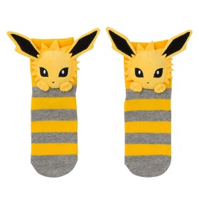 Pokemon Socks: Jolteon