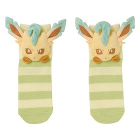 Pokemon Socks: Leafeon