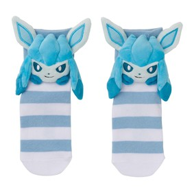 Pokemon Socks: Glaceon