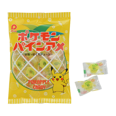 Pokemon Pineapple Candy