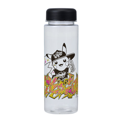 Pokémon Center SHIBUYA: Graffiti Art Clear Bottle