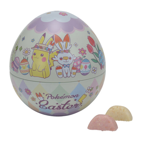 Pokemon Easter 2020: Chocolate Crunch in Egg Case
