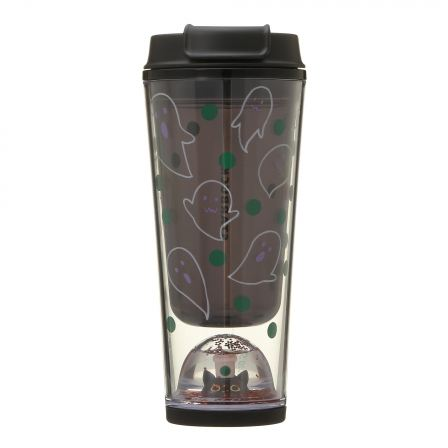 Starbucks Japan: Halloween 2020 Snowdome Ghost Tumbler 355ml