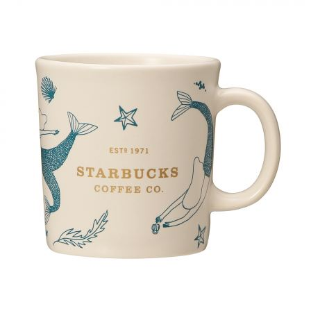 Starbucks Japan 2020 Anniversary Tumbler: Siren Mini Mug 89ml