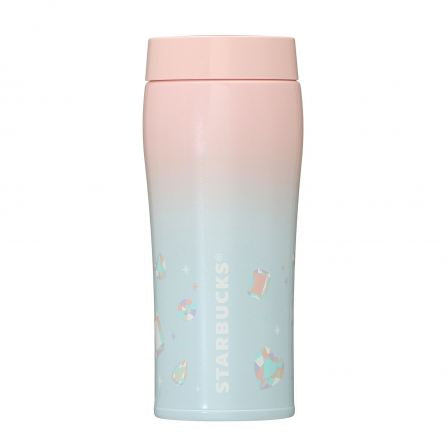 Starbucks Holiday 2020 Stainless Bottle Gems - 360ml