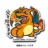 Pokemon Sticker: Charizard