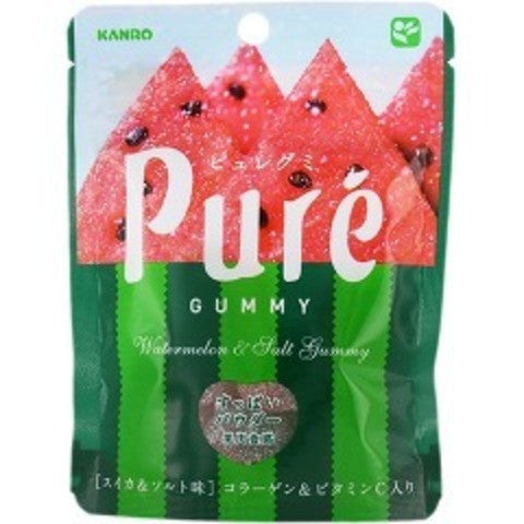 Pure Gummy Watermelon and Salt