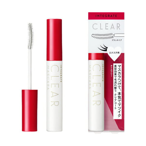 Shiseido Integrate Matsuiku Pure Keep Clear Mascara