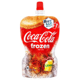 Frozen Coca Cola Lemon