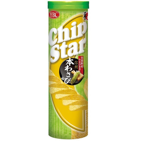 Chip Star Shinshu Wasabi