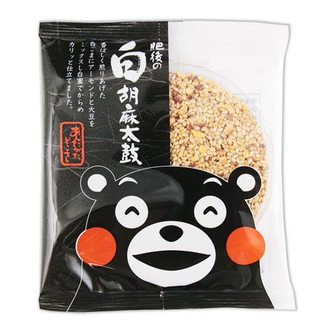 Kumamon White Sesame Cracker