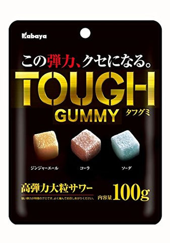 TOUGH Gummies Fruit Mix