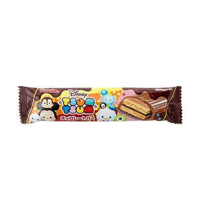 Disney Tsum Tsum Chocolate Bar