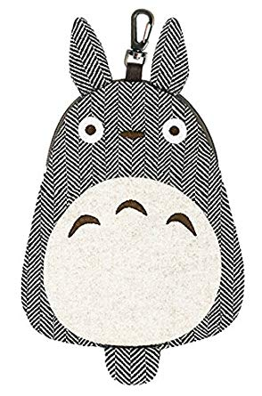 My Neighbor Totoro Tweed Pouch