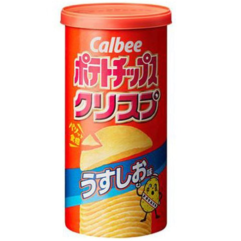 Calbee Crisp Lightly Salted Potato Chips