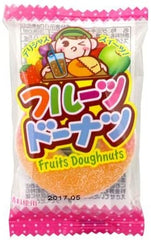 Fruit Donut Gummy (10 piece set)