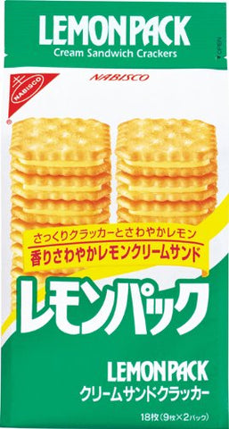 YBC Lemon Cream Crackers