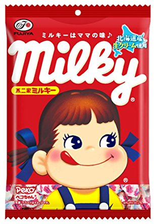 Milky Chewy Candies