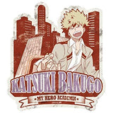 My Hero Academia Bakugo Travel Sticker