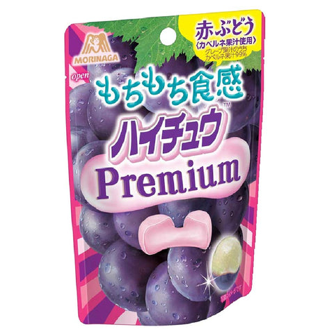 Morinaga Hi-Chew Premium Cabernet Grape