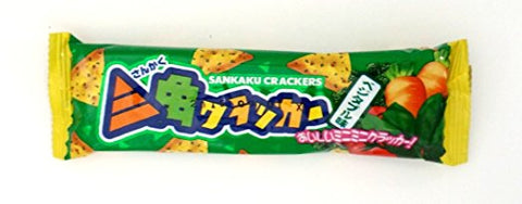 Sankaku Vegetable Crackers
