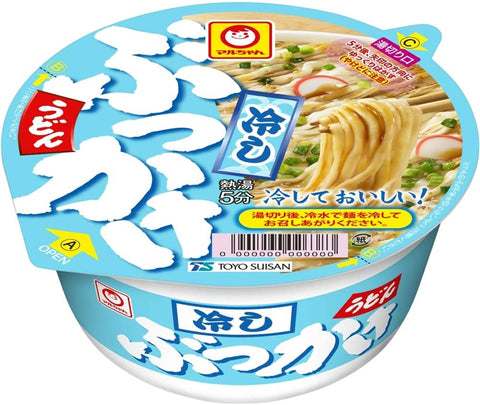 Maru Chan Cold Serve Udon