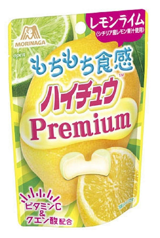 Morniga Hi-Chew Premium Lemon Lime