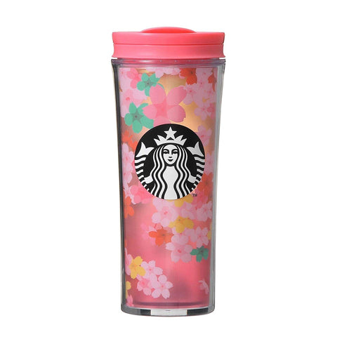 Starbucks sakura colorful tumbler 355ml