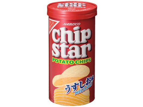 Chip Star Mild Salt