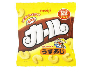 Mini-Karl Corn Puffs - Light Dashi Flavor