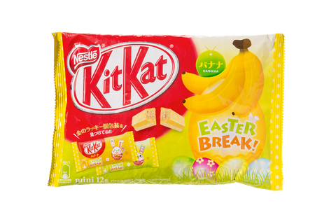 Easter Banana Kit Kat